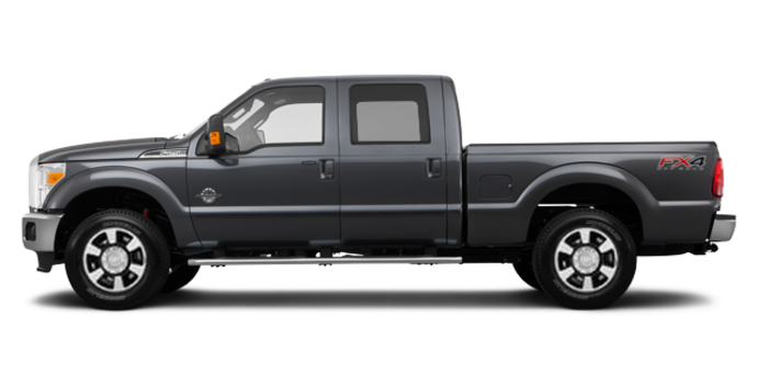 2016 Ford Super Duty F-250 LARIAT | Photo 4 | Magnetic