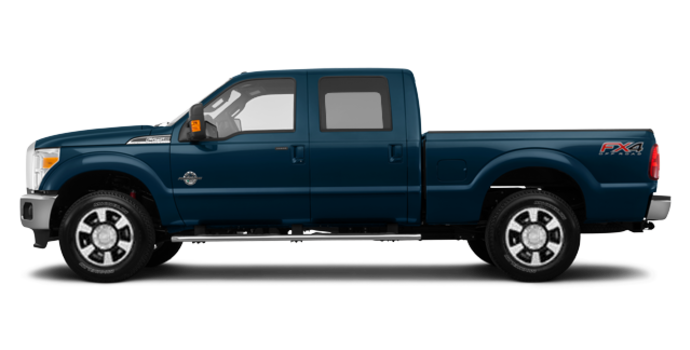 2016 Ford Super Duty F-250 LARIAT | Photo 4 | Blue Jeans