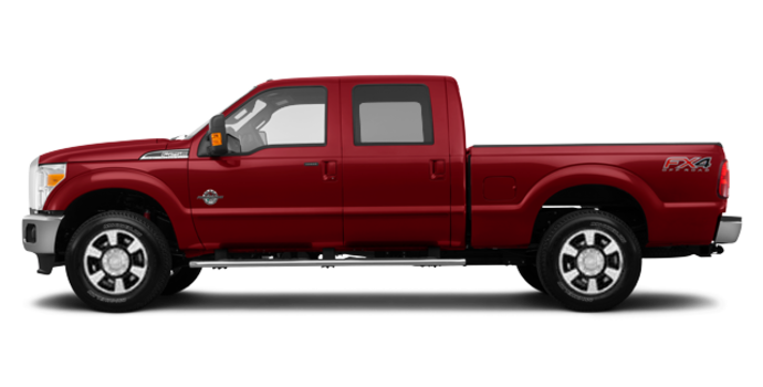 2016 Ford Super Duty F-250 LARIAT | Photo 4 | Ruby Red