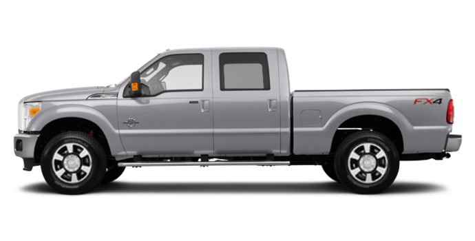 2016 Ford Super Duty F-250 LARIAT | Photo 4 | Ingot Silver