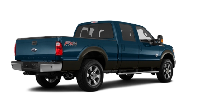 2016 Ford Super Duty F-250 LARIAT | Photo 5 | Blue Jeans / Caribou