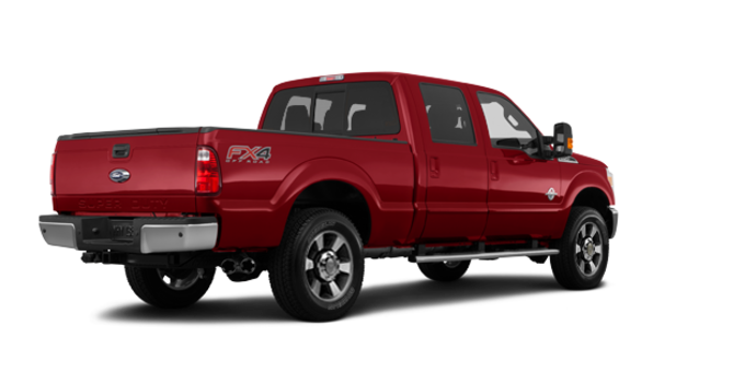 2016 Ford Super Duty F-250 LARIAT | Photo 5 | Ruby Red