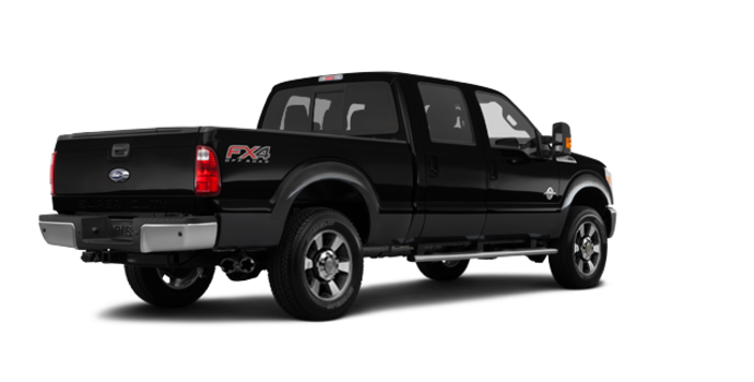 2016 Ford Super Duty F-250 LARIAT | Photo 5 | Shadow Black / Magnetic