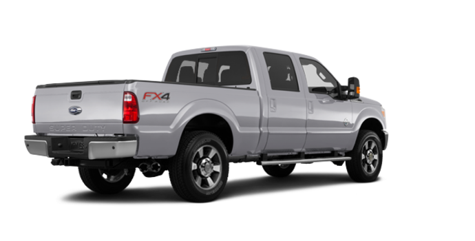2016 Ford Super Duty F-250 LARIAT | Photo 5 | Ingot Silver
