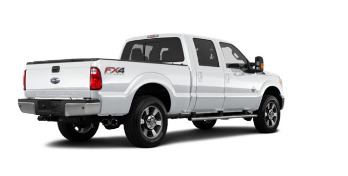 2016 Ford Super Duty F-250 LARIAT | Photo 5 | Oxford White