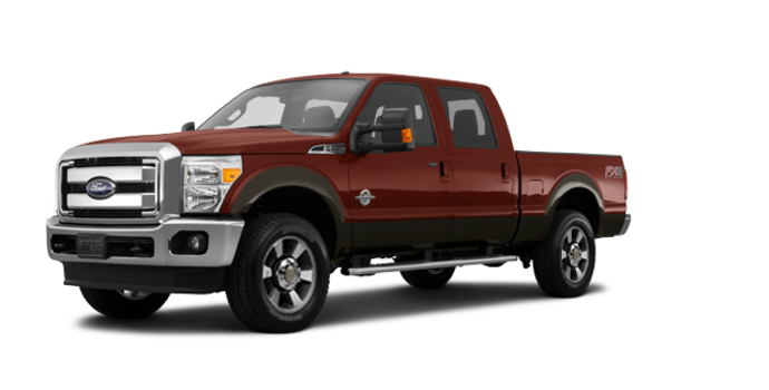 2016 Ford Super Duty F-250 LARIAT | Photo 6 | Bronze Fire / Caribou