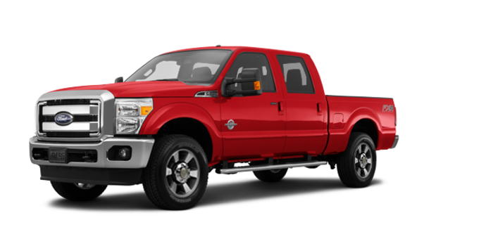 2016 Ford Super Duty F-250 LARIAT | Photo 6 | Race Red