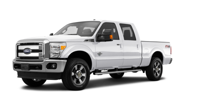 2016 Ford Super Duty F-250 LARIAT | Photo 6 | White Platinum