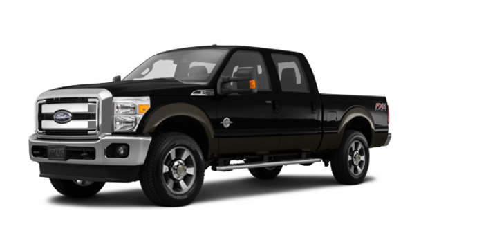 2016 Ford Super Duty F-250 LARIAT | Photo 6 | Shadow Black / Caribou