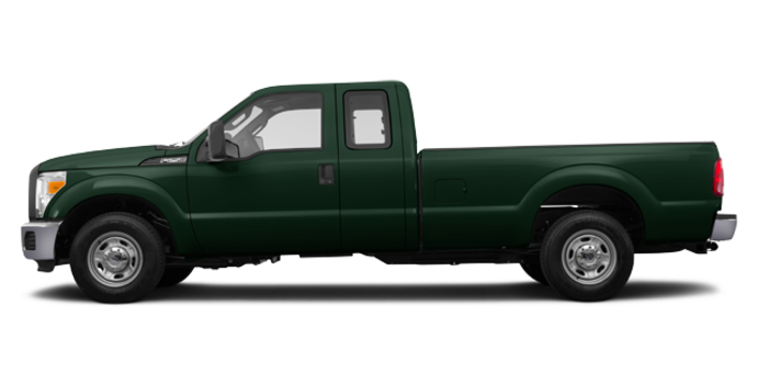 2016 Ford Super Duty F-250 XL | Photo 4 | Green Gem