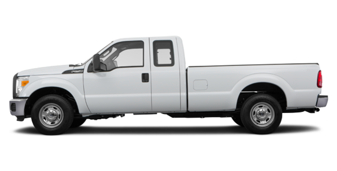 2016 Ford Super Duty F-250 XL | Photo 4 | Oxford White