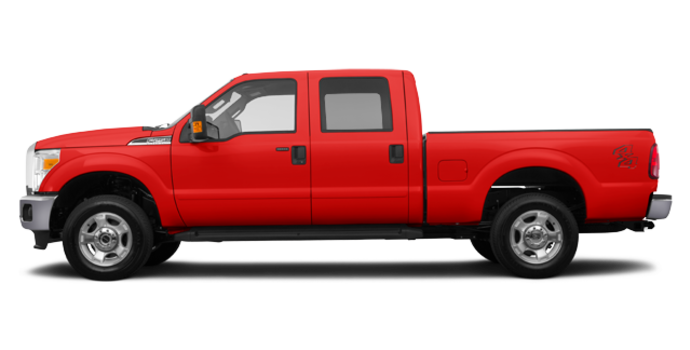 2016 Ford Super Duty F-250 XLT | Photo 4 | Race Red