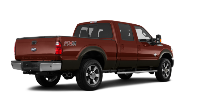 2016 Ford Super Duty F-350 LARIAT | Photo 5 | Bronze Fire / Caribou
