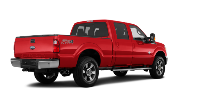 2016 Ford Super Duty F-350 LARIAT | Photo 5 | Race Red