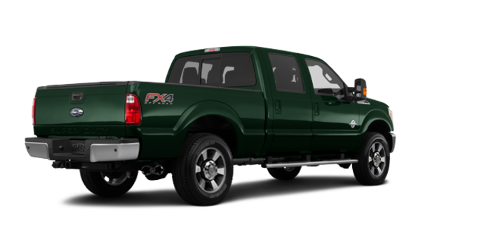 2016 Ford Super Duty F-350 LARIAT | Photo 5 | Green Gem