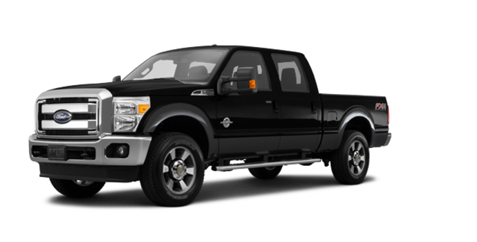 2016 Ford Super Duty F-350 LARIAT | Photo 6 | Shadow Black / Magnetic