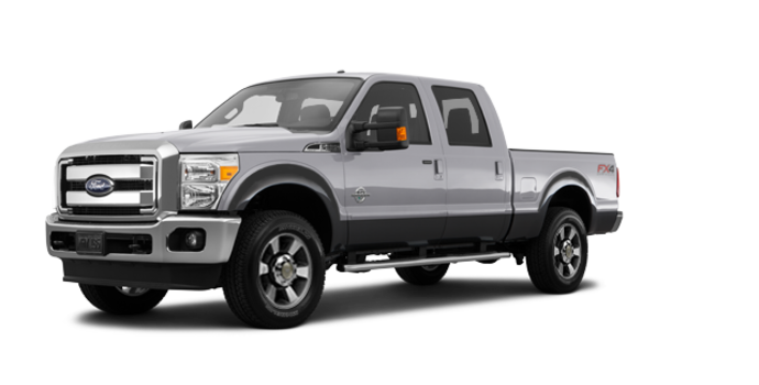 2016 Ford Super Duty F-350 LARIAT | Photo 6 | Ingot Silver / Magnetic