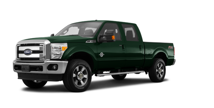 2016 Ford Super Duty F-350 LARIAT | Photo 6 | Green Gem