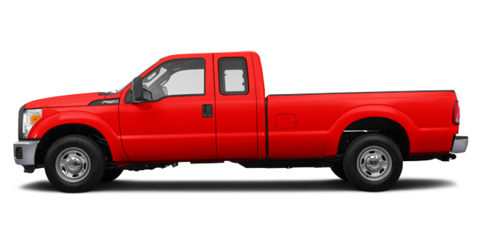 2016 Ford Super Duty F-350 XL | Photo 4 | Race Red