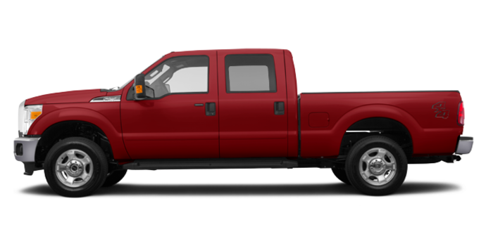 2016 Ford Super Duty F-350 XLT | Photo 4 | Ruby Red