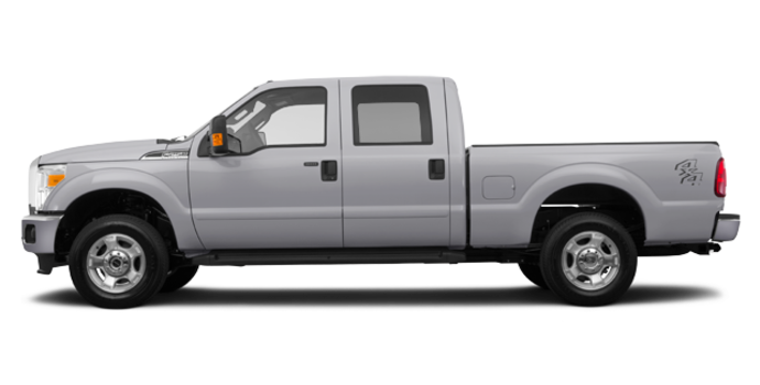 2016 Ford Super Duty F-350 XLT | Photo 4 | Ingot Silver