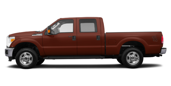 2016 Ford Super Duty F-350 XLT | Photo 4 | Bronze Fire