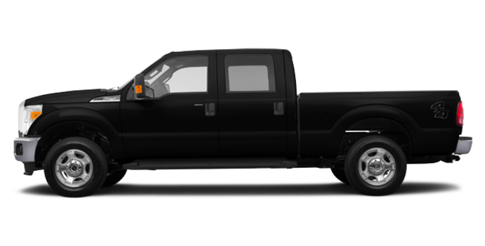 2016 Ford Super Duty F-350 XLT | Photo 4 | Shadow Black