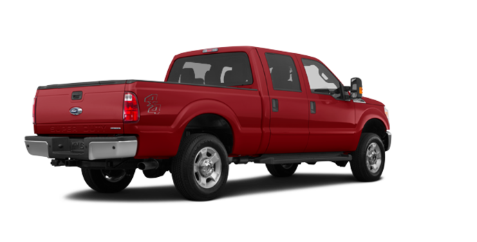 2016 Ford Super Duty F-350 XLT | Photo 5 | Ruby Red