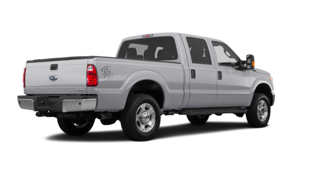 2016 Ford Super Duty F-350 XLT | Photo 5 | Ingot Silver