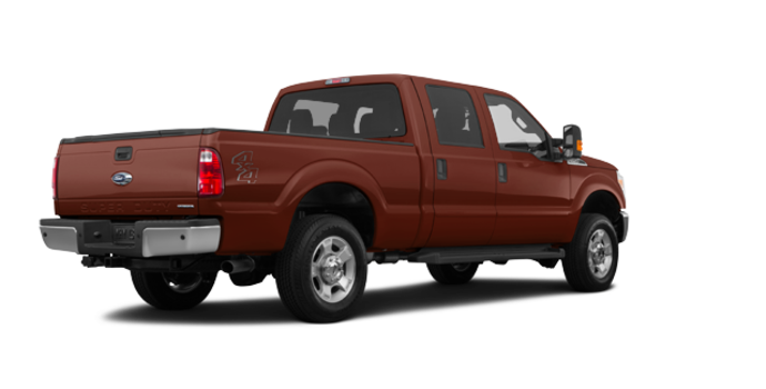 2016 Ford Super Duty F-350 XLT | Photo 5 | Bronze Fire