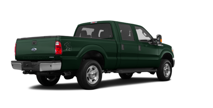 2016 Ford Super Duty F-350 XLT | Photo 5 | Green Gem
