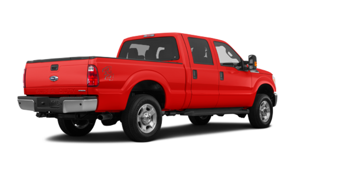2016 Ford Super Duty F-350 XLT | Photo 5 | Race Red