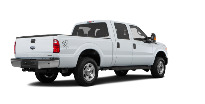 2016 Ford Super Duty F-350 XLT | Photo 5 | Oxford White