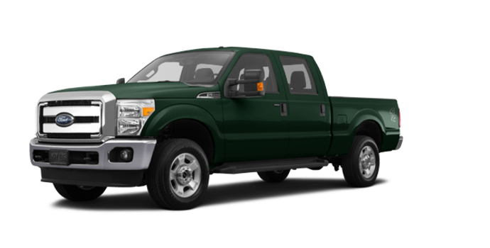 2016 Ford Super Duty F-350 XLT | Photo 6 | Green Gem