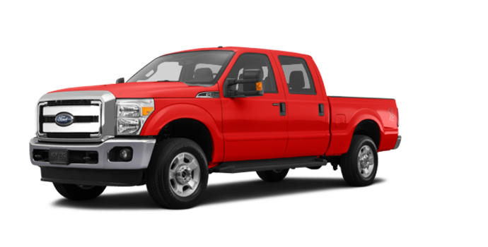 2016 Ford Super Duty F-350 XLT | Photo 6 | Race Red