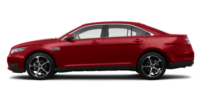 2016 Ford Taurus SEL | Photo 4 | Ruby Red