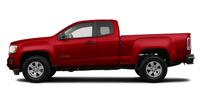 2016 GMC Canyon | Photo 4 | Cardinal Red