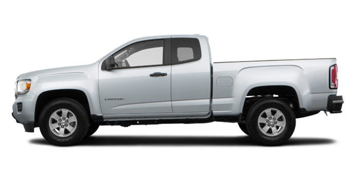 2016 GMC Canyon | Photo 4 | Quicksilver Metallic