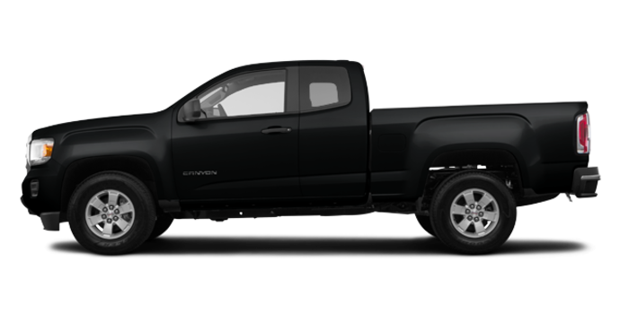 2016 GMC Canyon | Photo 4 | Onyx Black
