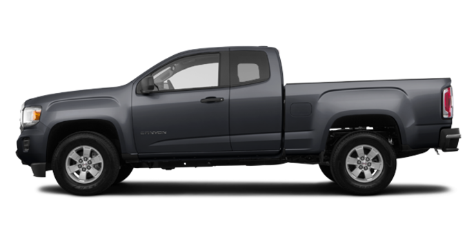 2016 GMC Canyon | Photo 4 | Cyber Grey Metallic