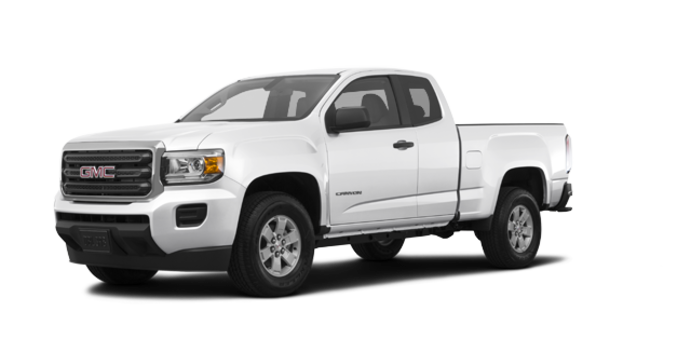 2016 GMC Canyon | Photo 6 | Summit White