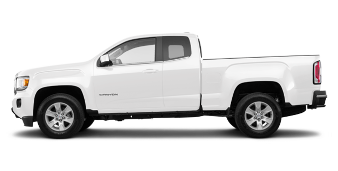 2016 GMC Canyon SLE | Photo 4 | Summit White