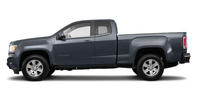 2016 GMC Canyon SLE | Photo 4 | Cyber Grey Metallic