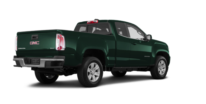 2016 GMC Canyon SLE | Photo 5 | Emerald Green Metallic