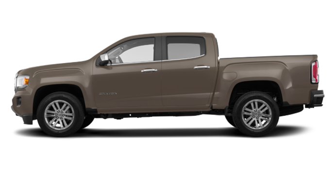 2016 GMC Canyon SLT | Photo 4 | Bronze Alloy Metallic