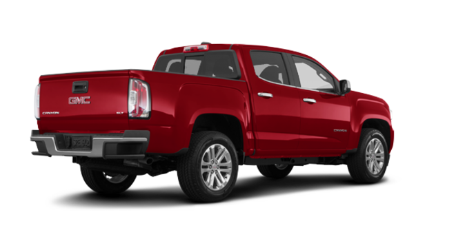 2016 GMC Canyon SLT | Photo 5 | Cardinal Red