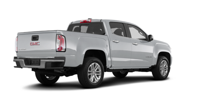 2016 GMC Canyon SLT | Photo 5 | Quicksilver Metallic