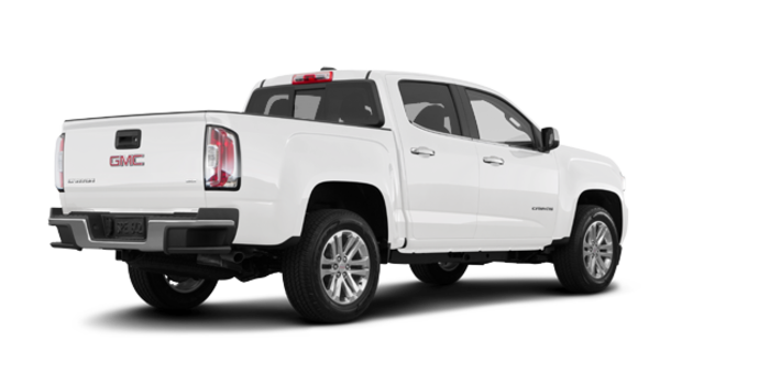 2016 GMC Canyon SLT | Photo 5 | Summit White