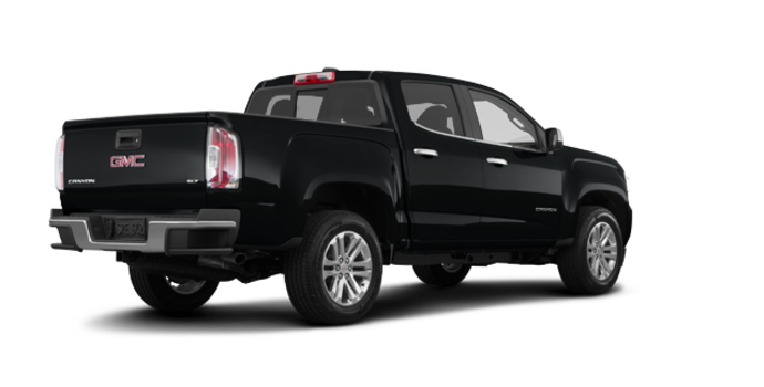 2016 GMC Canyon SLT | Photo 5 | Onyx Black