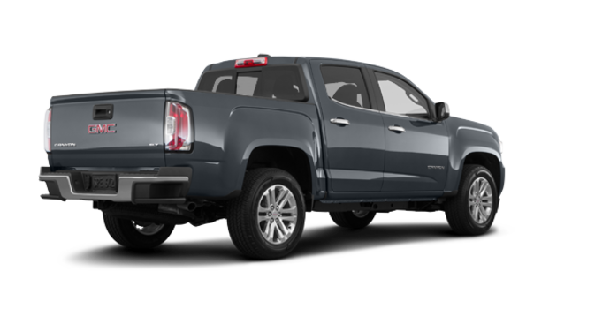 2016 GMC Canyon SLT | Photo 5 | Cyber Grey Metallic